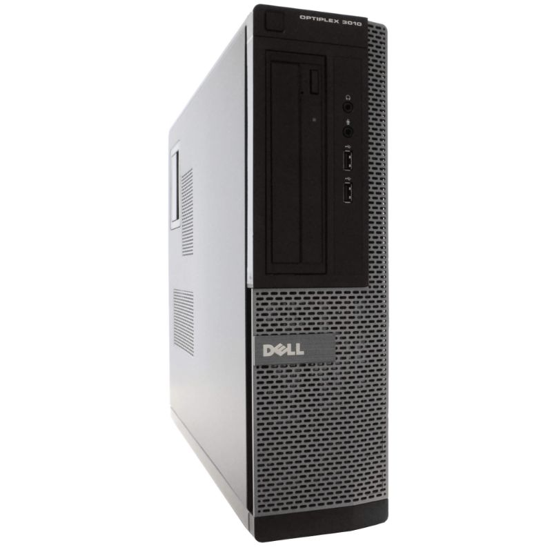 Dell OptiPlex 3010 Desktop Computer PC, Intel i5 Quad Core Gen 3, 16GB RAM-Daily Steals