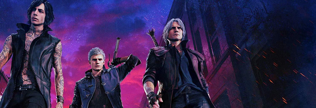 Daily Steals-Devil, May Cry 5 - Playstation 4-VR et jeux vidéo-