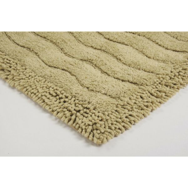 2-Piece Swirl Collection 100% Cotton Bath Rug Set-Daily Steals