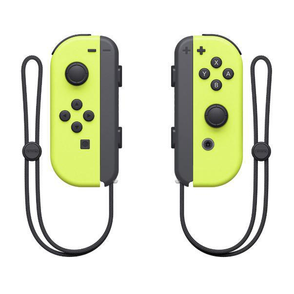 update alt-text with template Daily Steals-Joy Con Pair L/R for Nintendo Switch-VR and Video Games-Neon Yellow-
