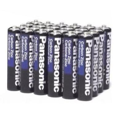 update alt-text with template Daily Steals-Panasonic Alkaline Batteries - Assorted Styles and Sizes-Batteries-24-Pack-AA-