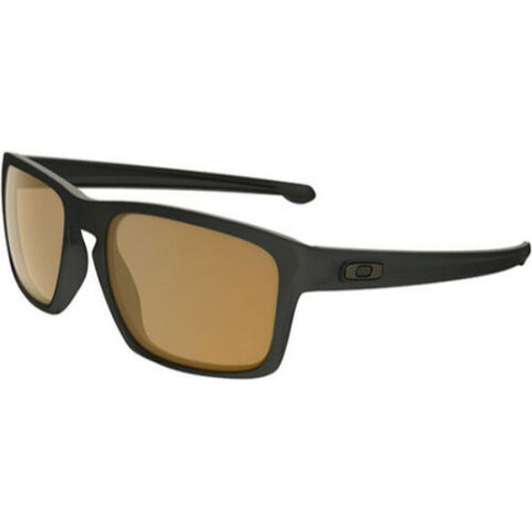 Daily Steals-Oakley Sliver Polarized Men's Sunglasses with Bronze Flash-Sunglasses-