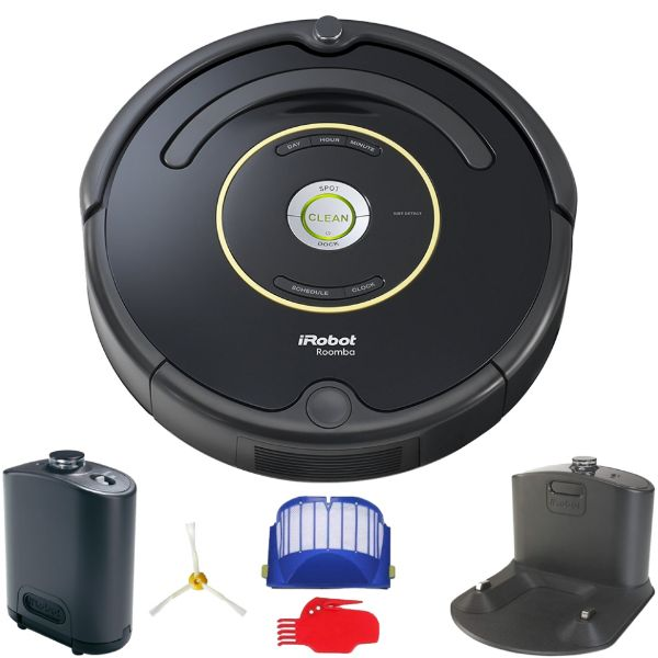 iRobot Roomba 650 or 655 Robot Vacuum-Daily Steals