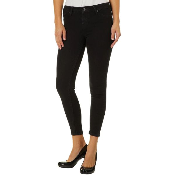 Women's Celebrity Pink Little Black Pant Mid-Rise Jeggings Fit Skinny Pants-1-Daily Steals