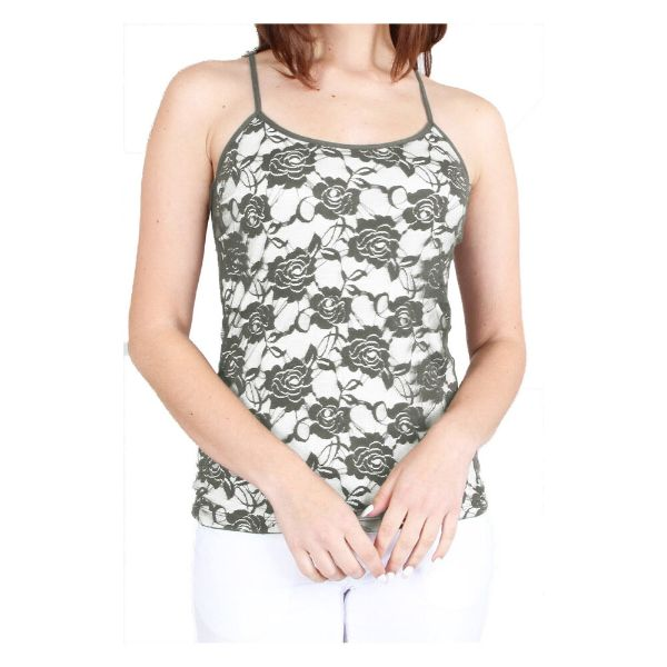 Women's Adjustable Camisole - One Size Fits Most-Sagestone-Daily Steals