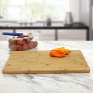 Daily Steals-Diamond Bamboo Heavy Cutting Board For Home Use-Kitchen Essentials-