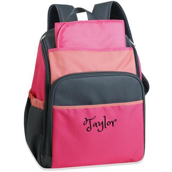 Daily Steals-Diaper Bag Knapsack With Personalized Option-Accessories-