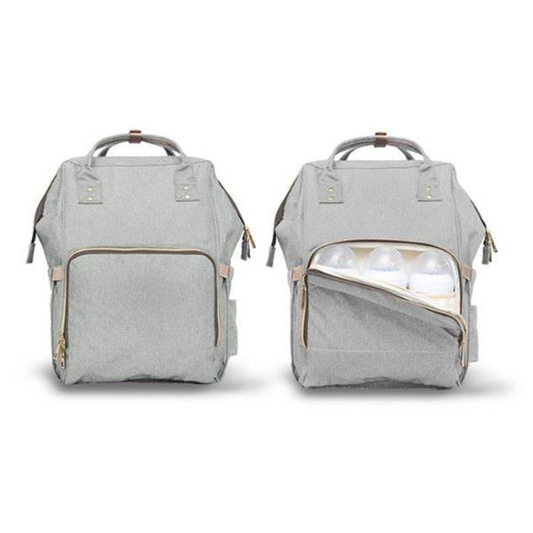 Diaper Bag Backpack- 9 Colors-White-Daily Steals