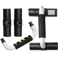 Digital Push Up Bar Fitness Trainers with Rep Counter System-