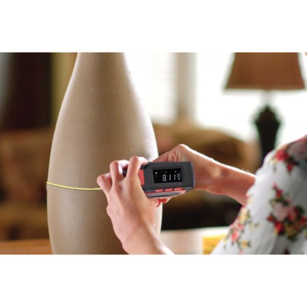 Daily Steals-Digital Measuring Tape with LED Screen-Home and Office Essentials-