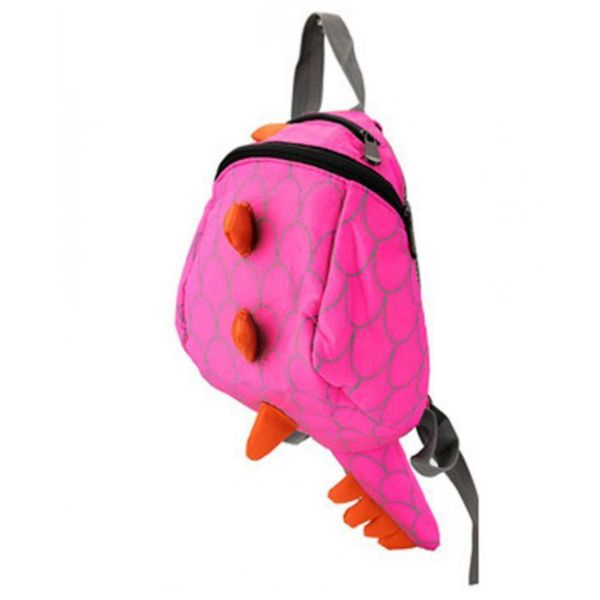 Dinosaur Backpack-Pink-Daily Steals