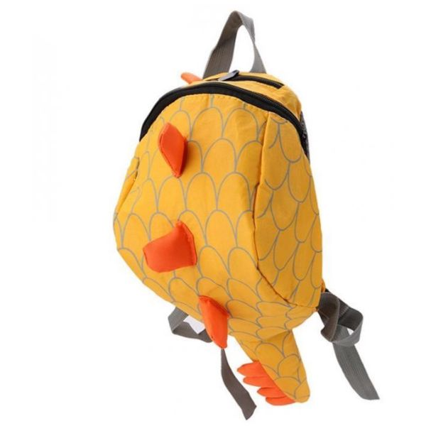Dinosaur Backpack-Yellow-Daily Steals