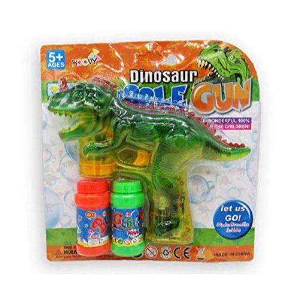 Daily Steals-Dinosaur Bubble Gun Blower Shooter-Hobby and Toys-