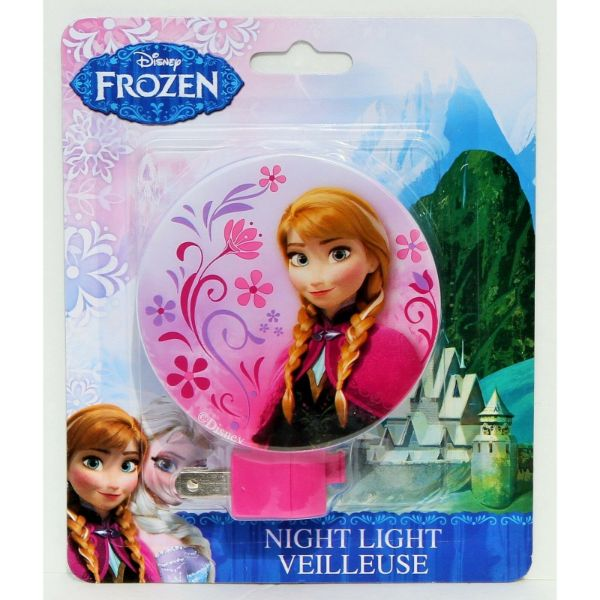 Disney Frozen Night Lights - 2 Pack-Daily Steals