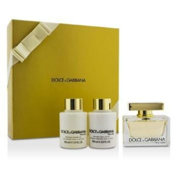 Dolce & Gabbana The One Coffret 3 Piece Set-Daily Steals