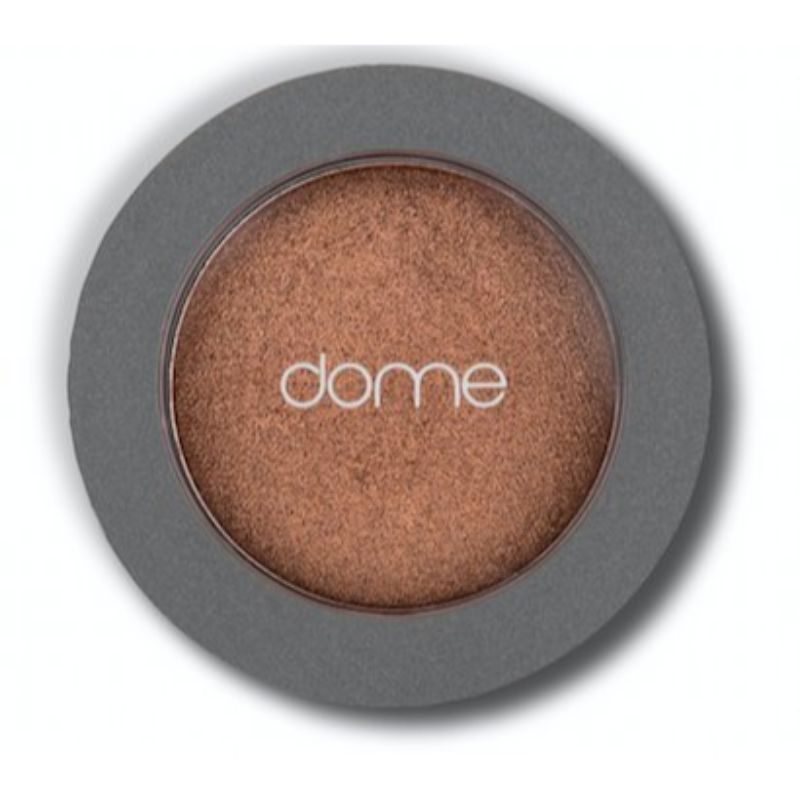 Dome Beauty Diamond Shadow Metallic Eye Color, Copper-Daily Steals