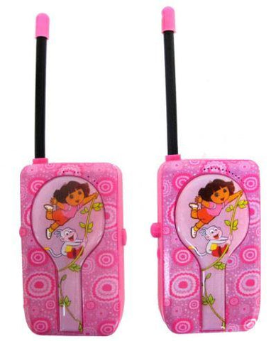 Daily Steals-DORA the Explorer Walkie Talkies-Hobby and Toys-