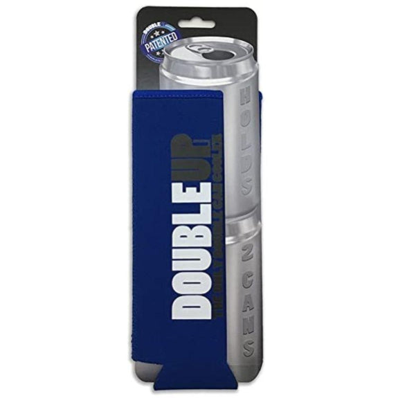 DoubleUP Double Can Cooler - Holds Two 12oz or 16oz - 6 Pack-Daily Steals
