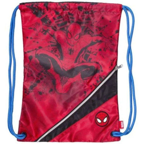 Marvel Drawstring Backpacks-Spiderman-Daily Steals
