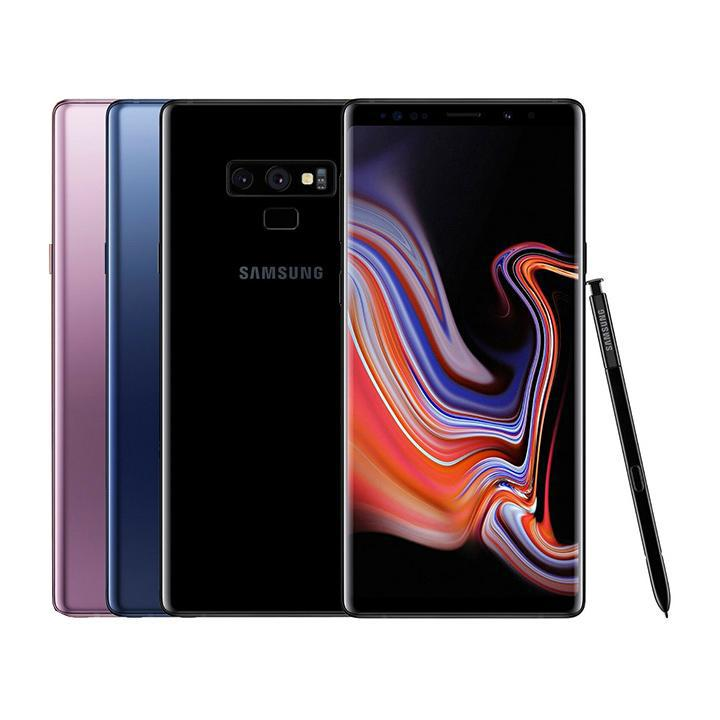 Daily Steals-Samsung Galaxy Note9 128GB GSM & Verizon Unlocked 4G LTE Phone w/ Dual 12MP Camera-Cellphones-Midnight Black-