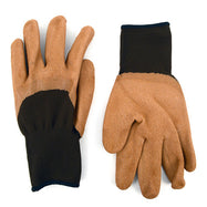 [3-Pack] Working Gloves with Rubber Coated Palm - One Size Fits Most-Daily Steals