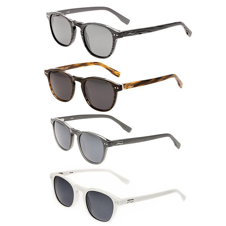 update alt-text with template Daily Steals-Simplify Walker Polarized Sunglasses-Sunglasses-Brown Tortoise/Black-