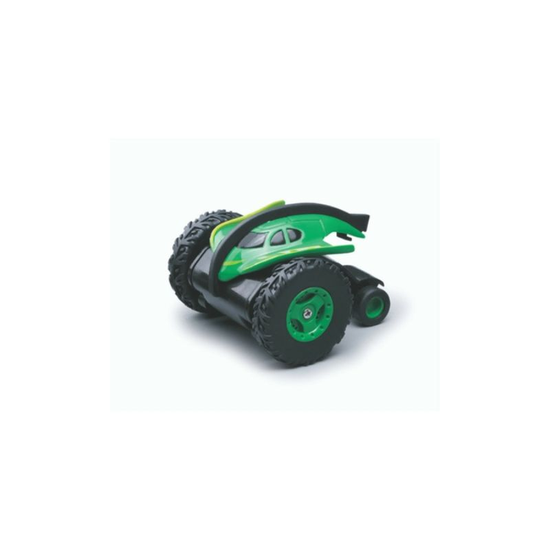 Jumping LED Nitrous Race og Stunt Cars-Green-Daily Steals