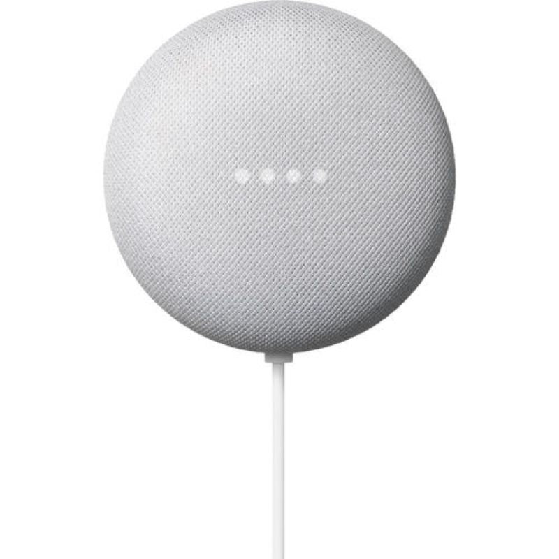 Google Nest Mini Smart Speaker with Google Assistant (2nd Gen) - 2 Pack-Daily Steals