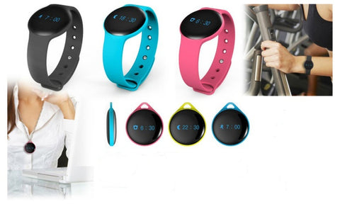 Daily Steals-Digital Fitness Watch W/ Silcone Strap-Wearables-Blue-