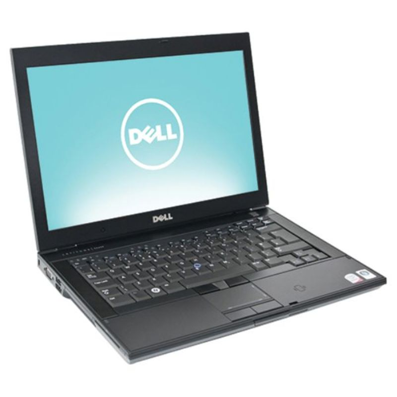 Dell Latitude 14.1'' Laptop, 2.4GHz Intel Core 2 Duo Processor, CD-RW/DVD, 4GB RAM, 160GB HDD, Windows 7 Pro-Daily Steals