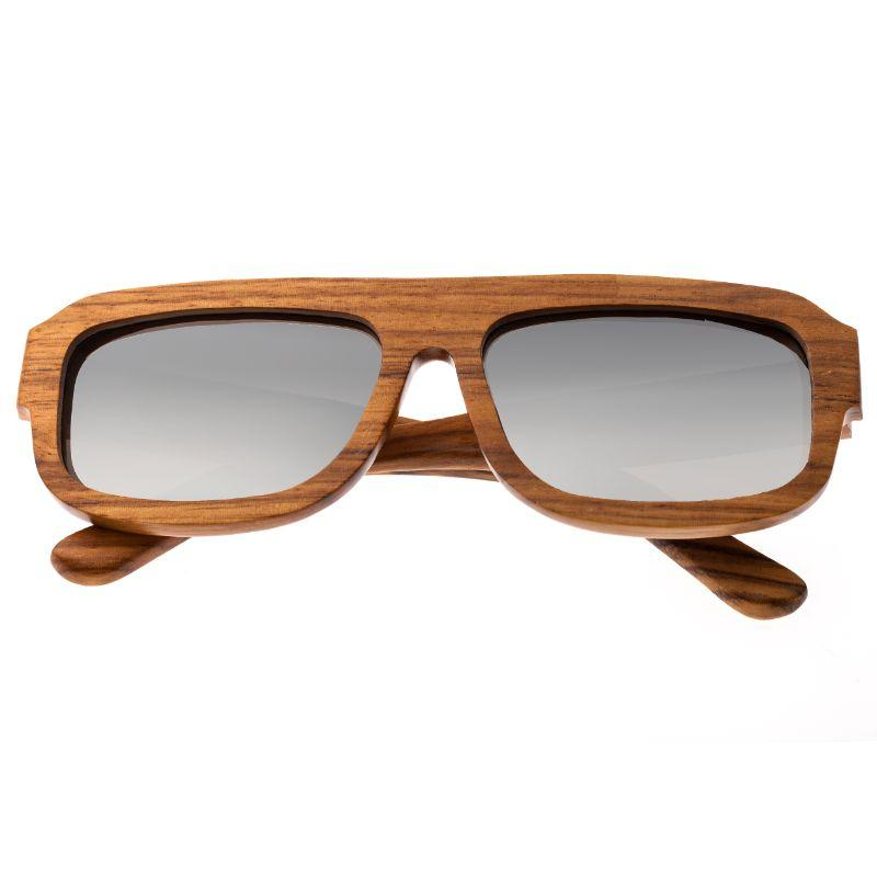 Earth Wood ESG025Z Daytona Polarized Unisex Sunglasses-