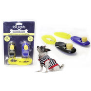 Tail Lights Pet Training Clickers-Purple and Black-Daily Steals