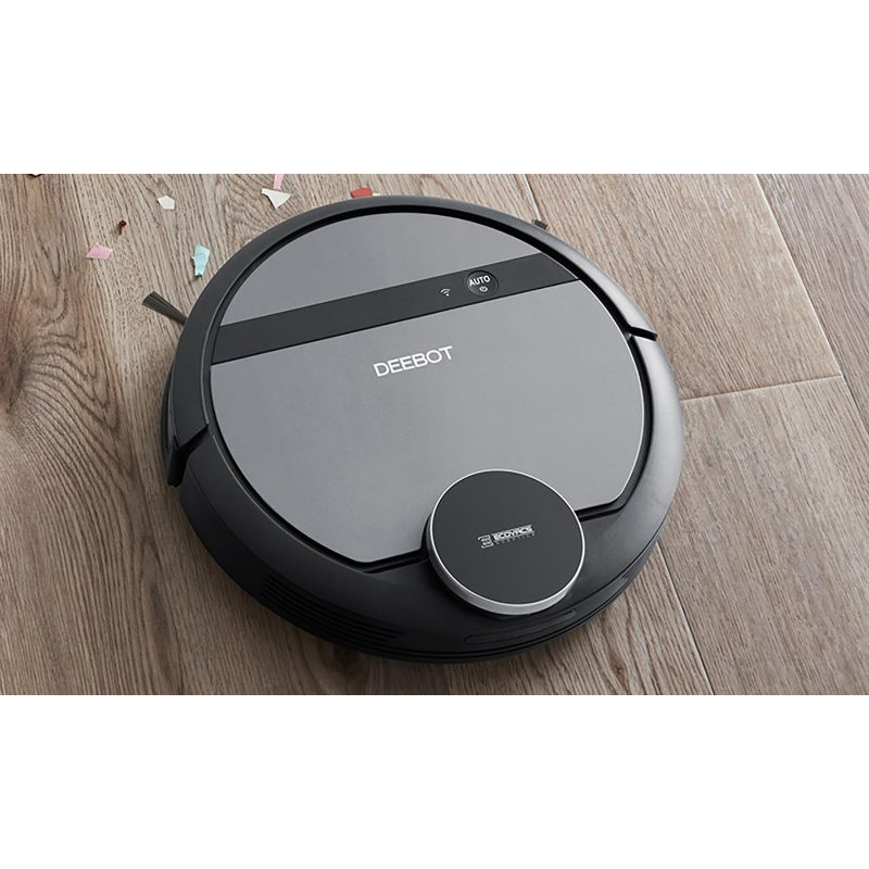 ECOVACS DEEBOT 901 Robotic Vacuum Cleaner-Daily Steals
