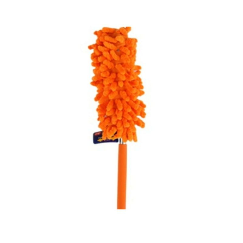 Extendable and Bendable Washable Soft Microfiber Dusting Brush - 2 Pack