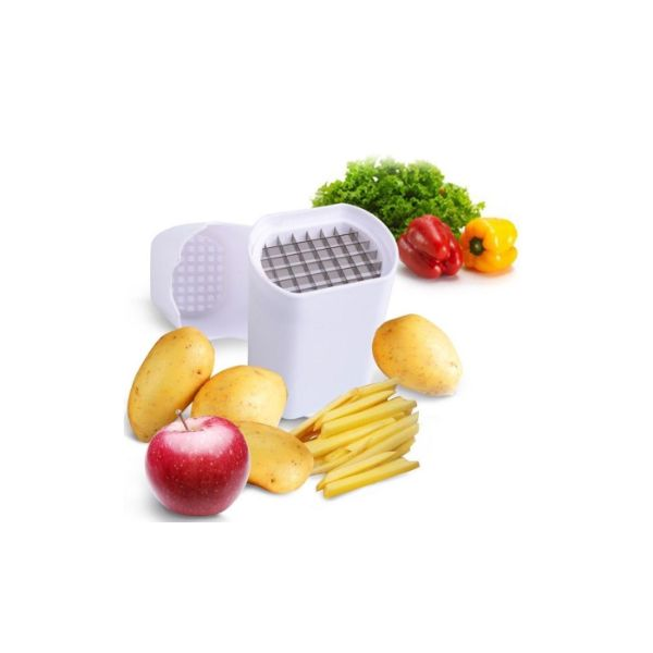 Perfect Fries French Fry Cutter- Fruit & Vegetable Cutter-Daily Steals