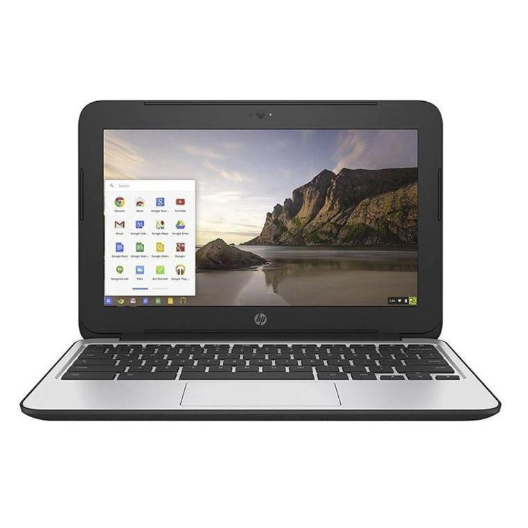 "Daily Steals-HP Chromebook 11 G3 11.6"" Laptop Intel Celeron Dual Core 2.16GHz 2GB 16GB SSD-Laptops-"