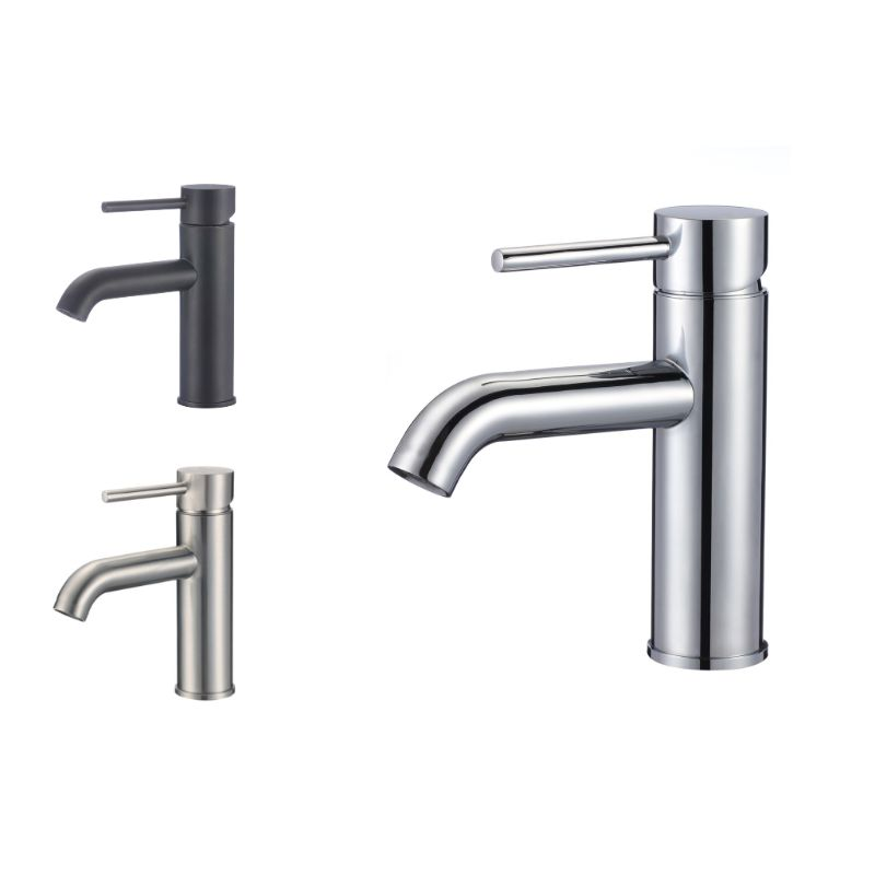 "Melrose 7"" Single Hole Bathroom Vanity Faucet-Daily Steals"
