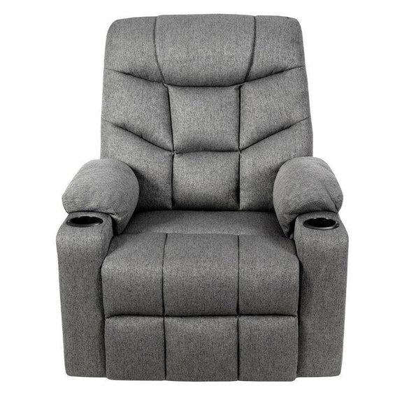 Electric Power Lift Recliner Massage Sofa-