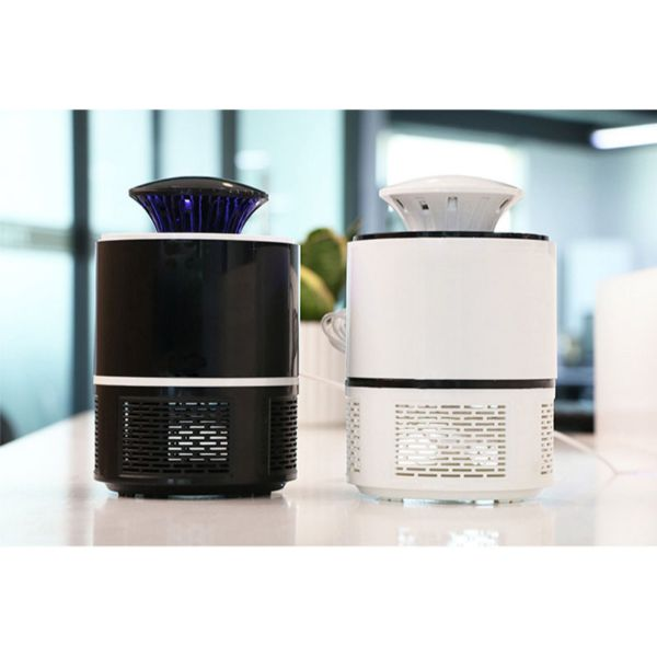 Daily Steals-Electric Mosquito Insect Killer/Bug Zapper-Home and Office Essentials-Black-