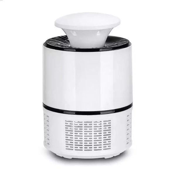 Electric Mosquito Insect Killer/Bug Zapper-White-Daily Steals