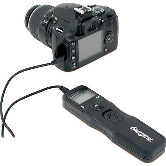 Daily Steals-Energizer Multi-Fit LCD Timer Remote Shutter Release-Cameras-