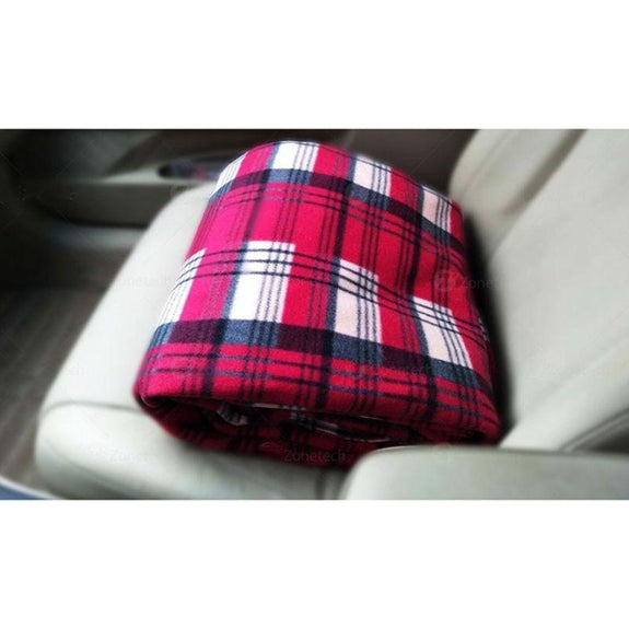 Car Heated Travel Blanket-Daily Steals