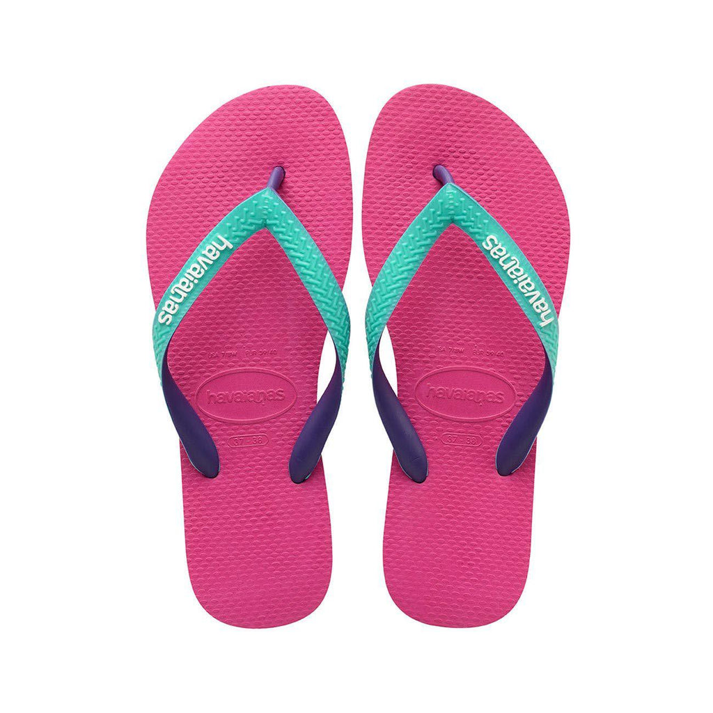 Havaianas H. Top Mix Sandals for Men and Women-Purple-10 Womens/ 9 Mens-Daily Steals