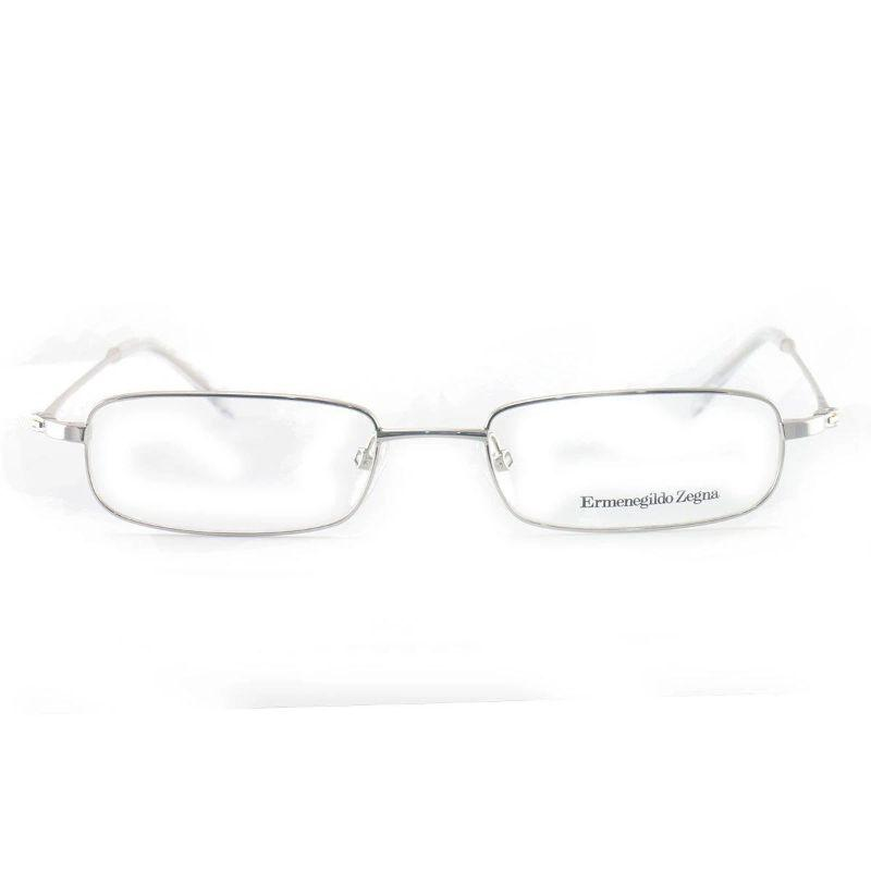 Ermenegildo Zegna Unisex Eyeglasses VZ3009M 579 Light Gold 51 18 135 Full Rim-
