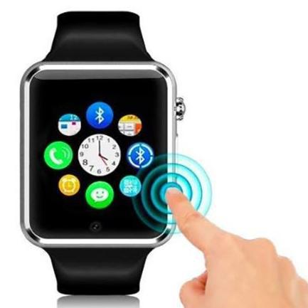 Touch Screen Bluetooth Enabled Smart Watch-Daily Steals