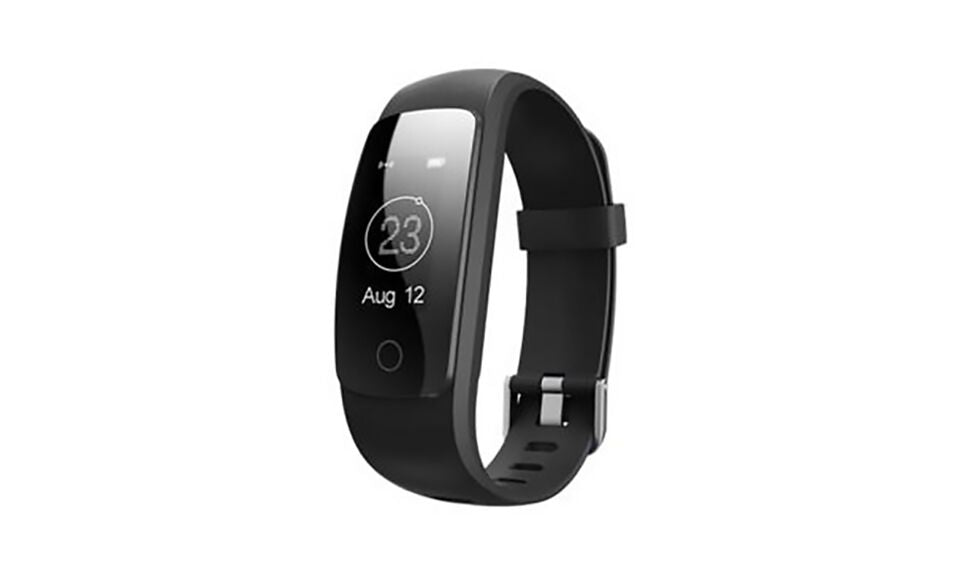 Multi Function GPS, Heart Rate, Weather Bluetooth Heart Rate and Activity Fitness Tracker-Black-Daily Steals