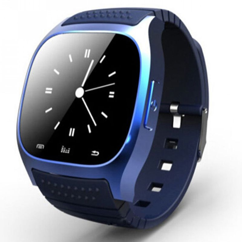 Elegance Bluetooth Smartwatch for iOS and Android-Blue-Daily Steals