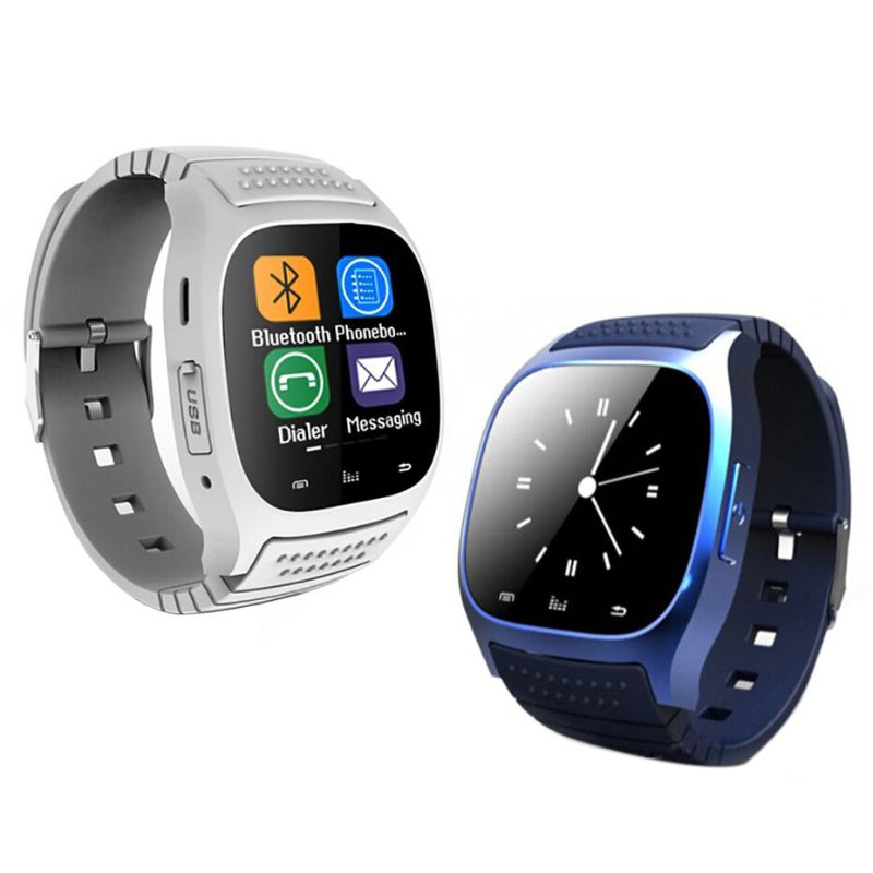 Elegance Bluetooth Smartwatch for iOS and Android-Daily Steals