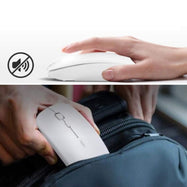 Wireless Rechargeable Mouse with USB Receiver - 2 Pack-Daily Steals