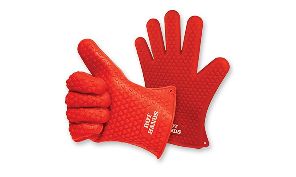 Hot Hands Silicone Gloves-Daily Steals